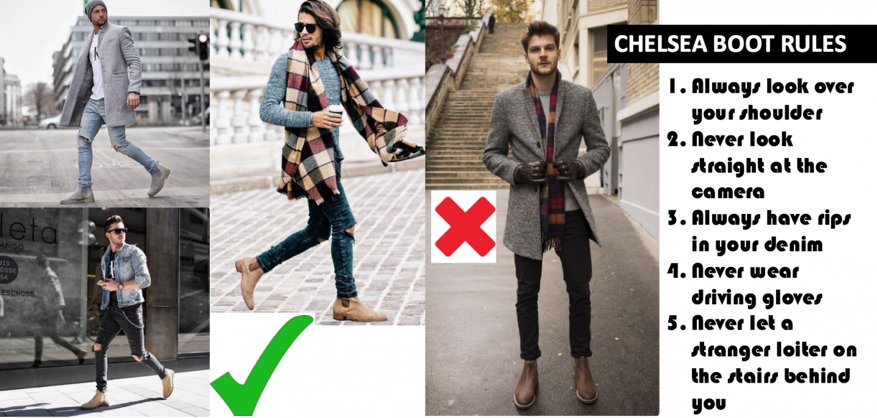How to Style Chelsea Boots - Base London Online Shoe Sh