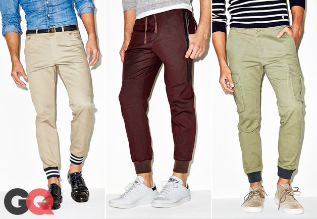 How to Wear Jogger Pants |