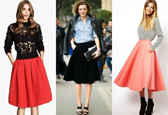 Ask CF: How Do I Wear a Full Circle Skirt? - College Fashi