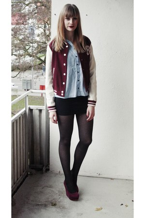 College Jacket - How to Wear and Where to Buy | Chictop