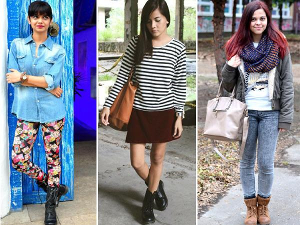 Trend Alert: How to Wear Combat Boots | Style & Beau