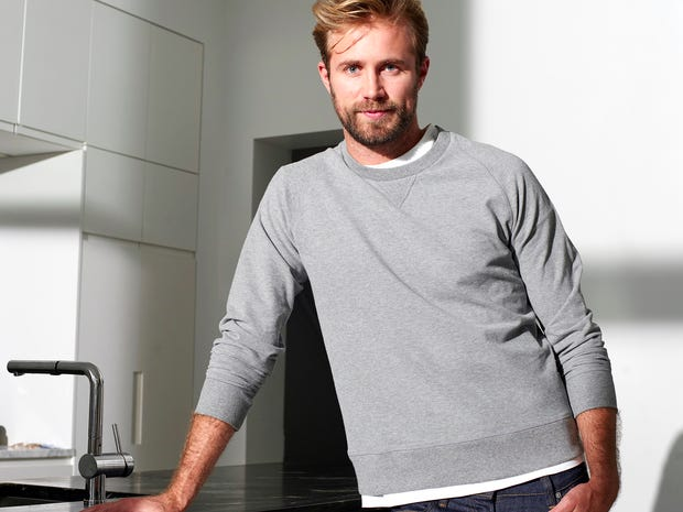 The crewneck sweater is a staple of every guy's closet — and we .