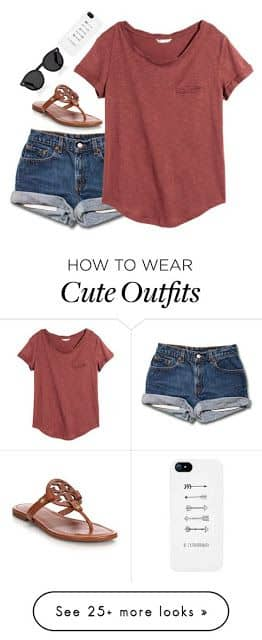 27 Cool Jeans Short Outfits For This Summ