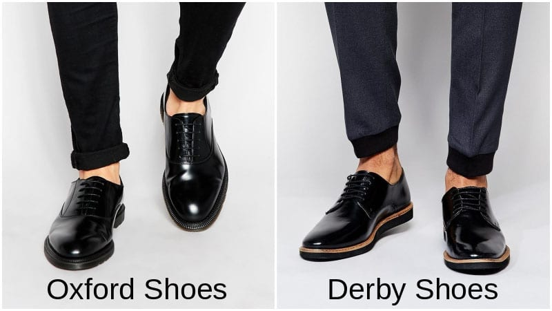 How to Wear Derby Shoes for a Dapper Look - The Trend Spott