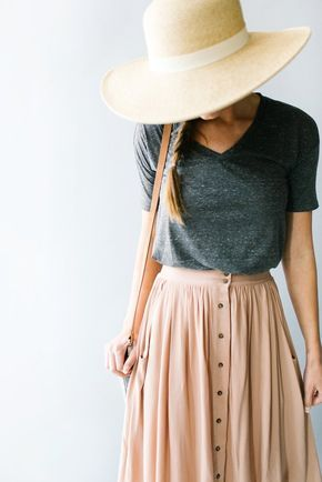 Skye' Skirt | Fashion, Clothes, Midi skirt outf