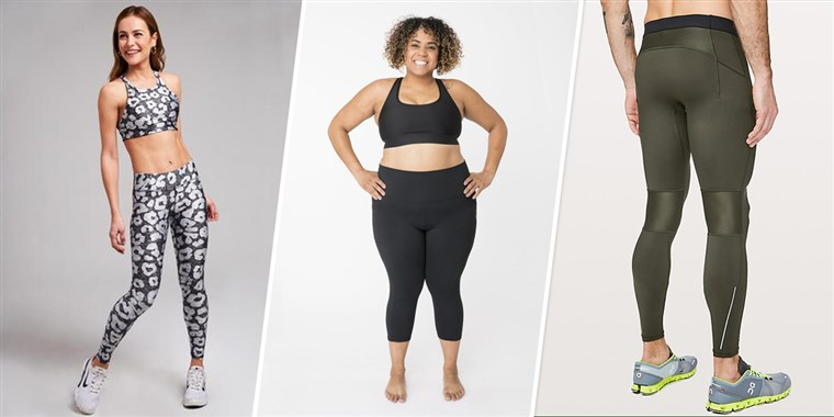 The best workout leggings, according to fitness professiona
