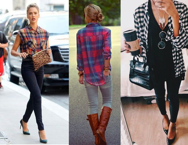 How to Wear Flannel Shirts? Sloppy No Mor