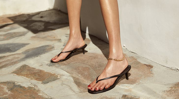 Here's Why I Hate The Heeled Flip-Flop Trend - PureW