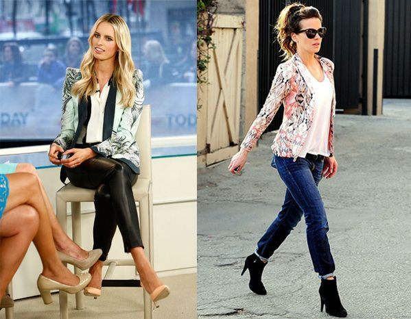 Don't Be Afraid of the Floral Blazer | Running With Mascara .