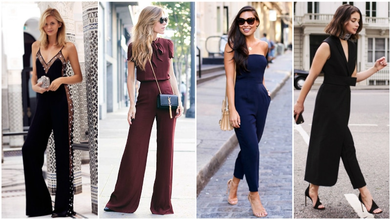 How to Wear a Jumpsuit Like a Style Expert – Daily Fashion For Y