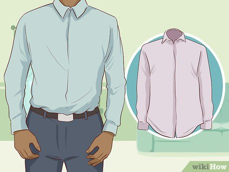 3 Ways to Wear a Dress Shirt - wikiH