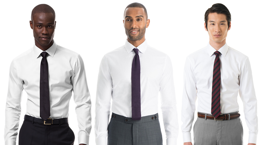 What You Need To Know To Buy Dress Shirts Online | Black Lap