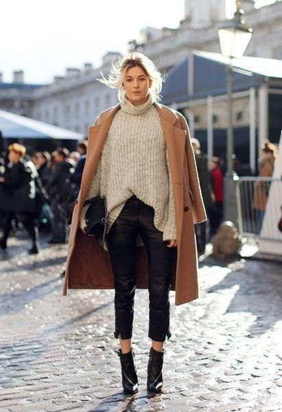 11 Best Tips on How to Wear Leather Ankle Boots - FMag.c