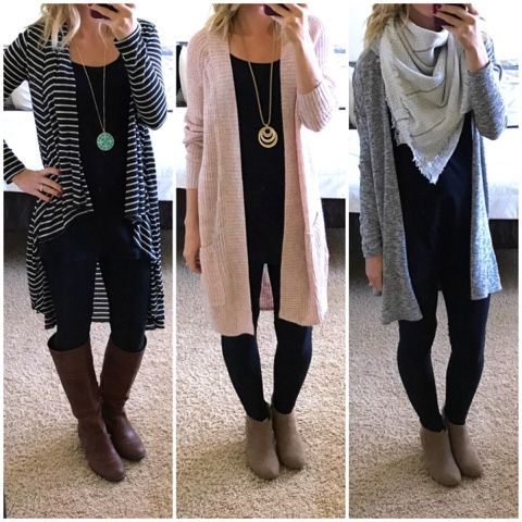 Making the Most of Your Wardrobe- How to Wear Leggings | How to .