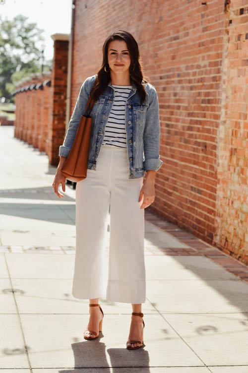 How To Wear Linen Pants In Real Life – Lilly & Gra