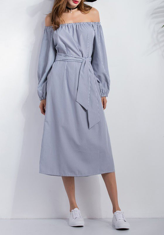 How to Wear Long Sleeve Casual Dress: 13 Refreshing Outfit Ideas .