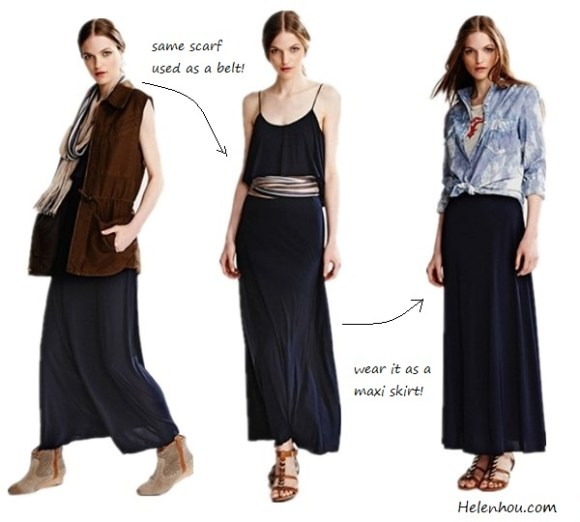 Maximize the Value of Your Maxi Dress – Helen's Life & Sty