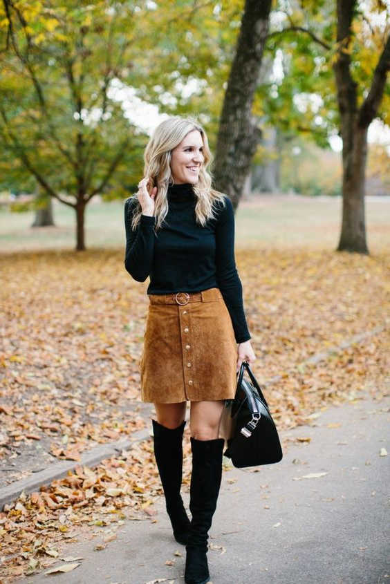 How To Wear Mini Skirts Easy Tips And Tricks Street Style .