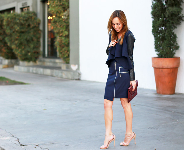 Sydne-Style-monochromatic-trend-how-to-wear-navy-blue-fall .