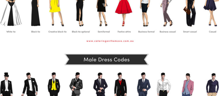Defining Dress Codes – What to Wear for Every Occasion - Wexler Even