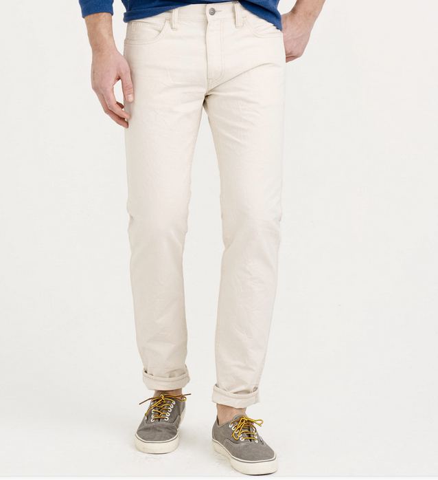 Photos: 6 White Jeans Men Can Wear (For Rea