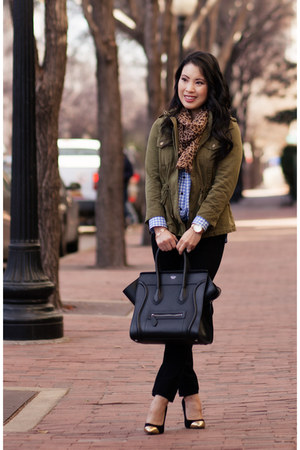 How to Wear Olive Green Forever 21 Jacket - Search for Olive Green .