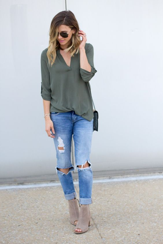 Pin on How to wear Ankle Boo