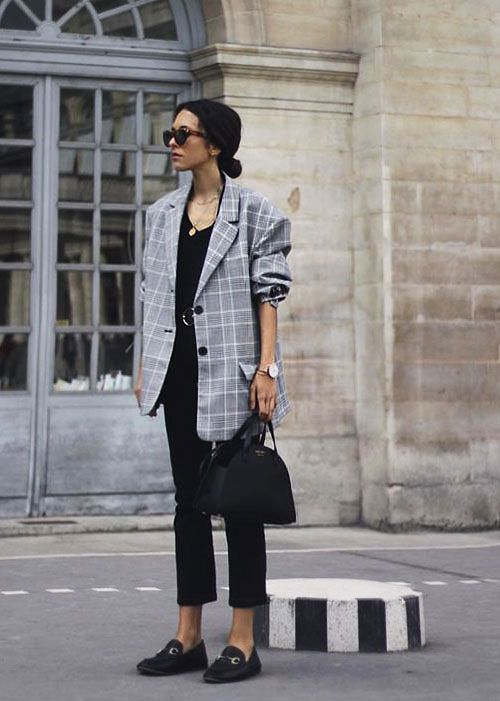 OOTD: 25 Casual Oversized Blazer Outfits to Try This Fall | Blazer .