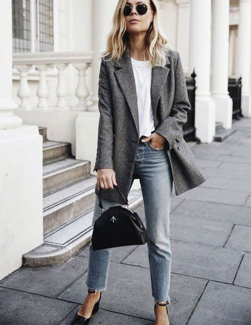OOTD: 25 Casual Oversized Blazer Outfits to Try for Fall | Chic .