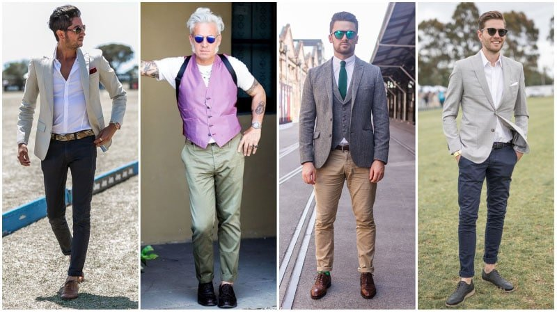 How to Wear Oxford Shoes for Men - The Trend Spott