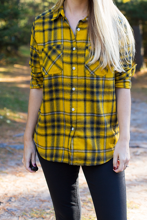How to Wear a Plaid Shirt - Style by Joul