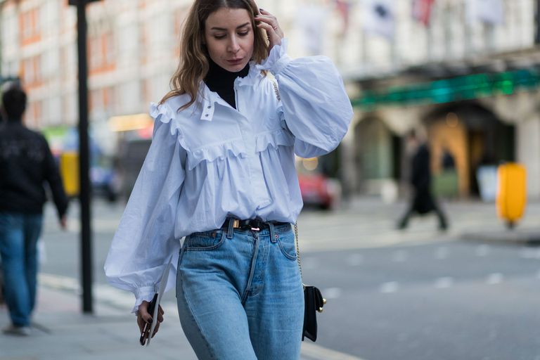 Mom Jeans are Back in Style - Learn How to Wear Th