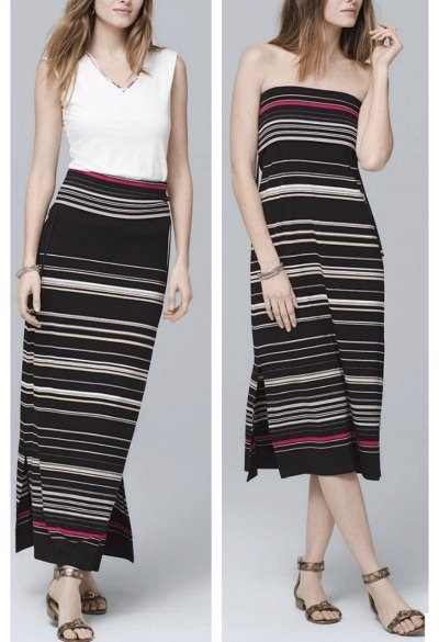 How to wear a maxi skirt Fashion Style For Wom