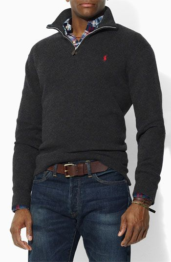 Polo Ralph Lauren Pullover | Nordstrom | Mens outfits, Well .