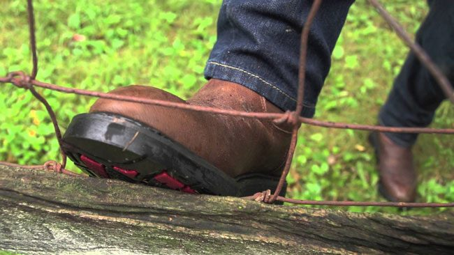 Pull on Work Boots for Men - My Work We