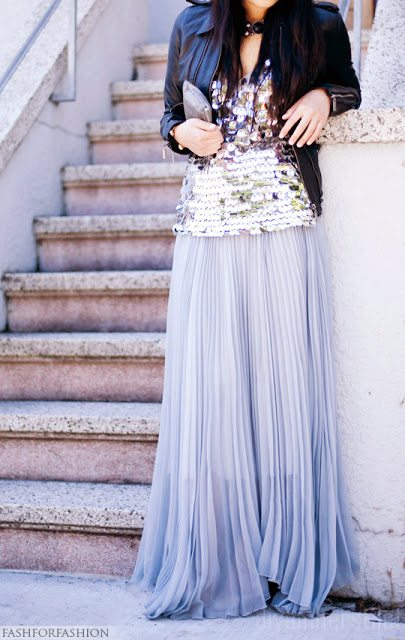 How to Wear Maxi Skirt: 21 Gorgeous Style with Maxi Skirt - Be Modi