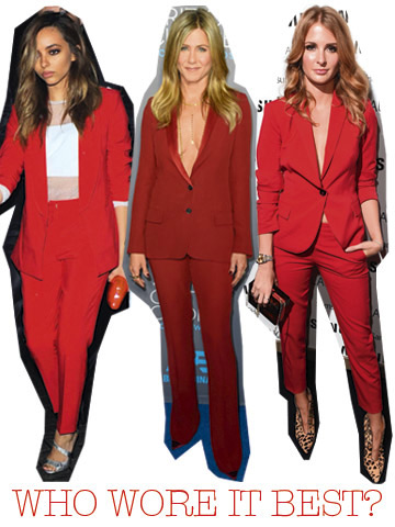Who wore it best? From Jennifer Aniston to Millie Mackintosh - how .