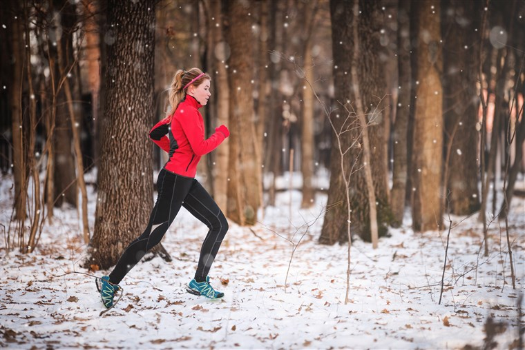 Winter running: What to wear at every temperatu