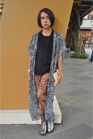 Sheer Kimono - How to Wear and Where to Buy | Chictop