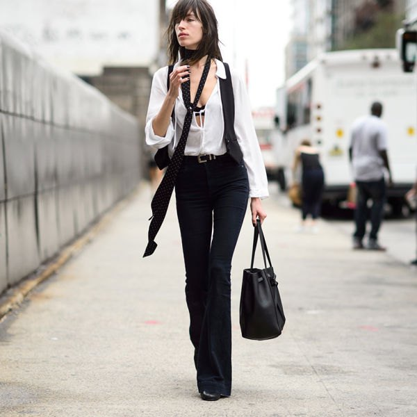 How to Wear Skinny Scarf: Best 13 Stylish & Beautiful Outfit Ideas .