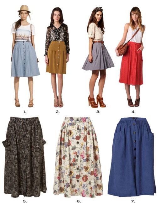 Pin by Amber on Styles I like & love!!!! | Midi skirt with pockets .