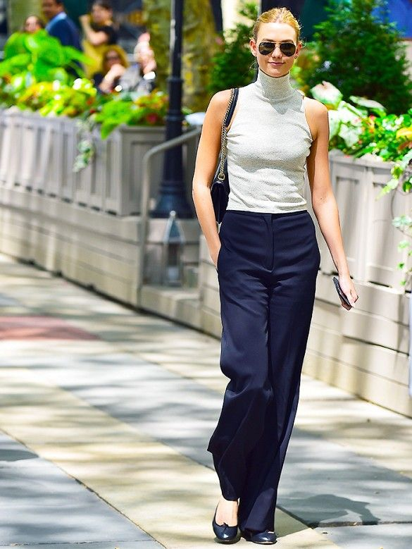 6 Tips on How to Wear Sleeveless Turtleneck Tops – Glam Rad