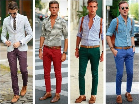 Top 5 Slim Fit Chinos for men to wear this summ