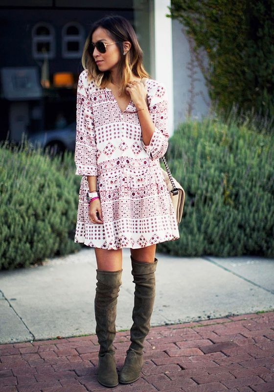 How To Wear Suede Boots 2020 | FashionTasty.c