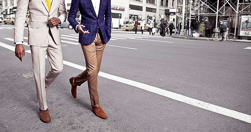 5 Essential Suede Shoes For Summer | Black Lap