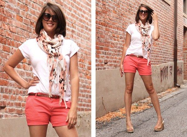 How to Wear a Summer Scarf | Scarf Styling Tips for Summer | Scarf .
