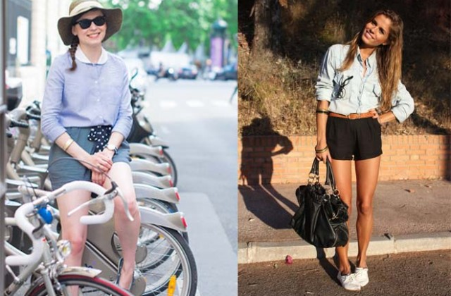How to wear shorts (in summer) - Personal Shopper Paris - Dress .