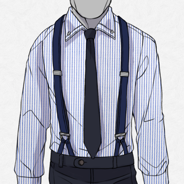 How To Wear Suspenders - Suit and Suspenders Guide | Black Lap