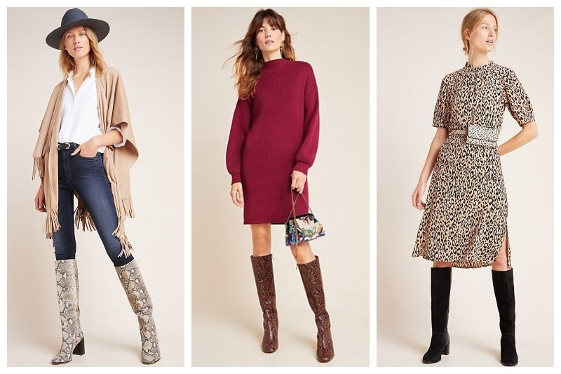How to Style Tall Boots this Fa