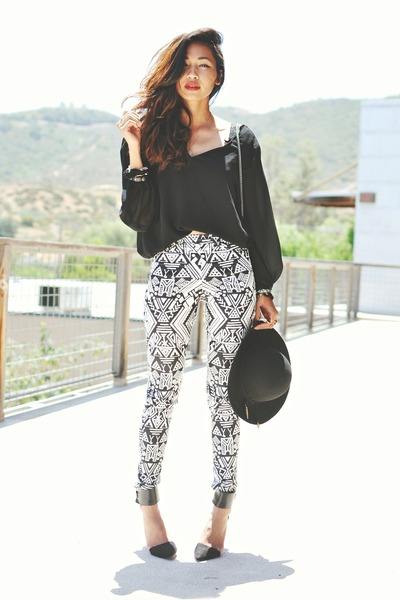 Tribal Print Pants - How to Wear and Where to Buy | Chictop